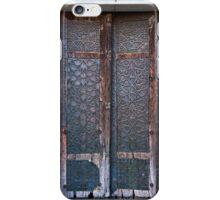 Copper Door  iPhone Case/Skin