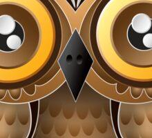 Owl 2  Sticker