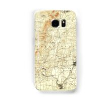 New York NY Saratoga 148436 1902 62500 Samsung Galaxy Case/Skin