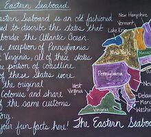 The Eastern Seaboard by brusling