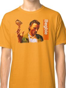 Begbie throws Glass of Beer - Scene from Trainspotting T-Shirt Classic T-Shirt