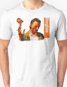 Begbie throws Glass of Beer - Scene from Trainspotting T-Shirt Unisex T-Shirt