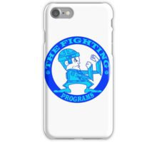 The Fighting Programs with Logo iPhone Case/Skin