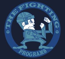 The Fighting Programs with Logo by zenjamin