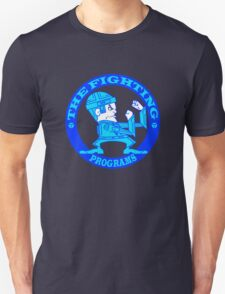 The Fighting Programs with Logo Unisex T-Shirt