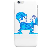 The Fighting Programs iPhone Case/Skin