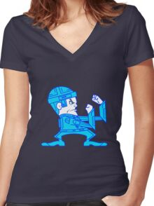 The Fighting Programs Women's Fitted V-Neck T-Shirt