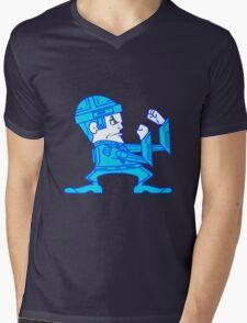 The Fighting Programs Mens V-Neck T-Shirt