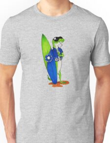 Holiday Gecko Unisex T-Shirt