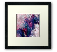 Abstract 01 Framed Print