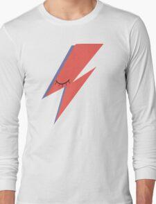 Ziggy: David Bowie Tribute Long Sleeve T-Shirt