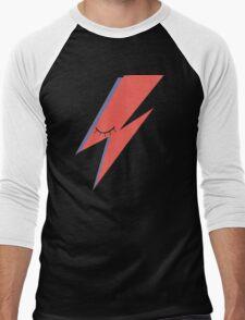 Ziggy: David Bowie Tribute Men's Baseball ¾ T-Shirt