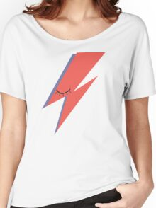 Ziggy: David Bowie Tribute Women's Relaxed Fit T-Shirt