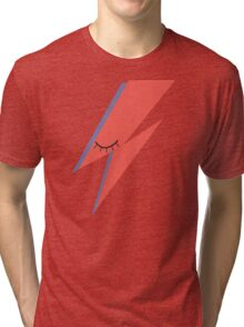 Ziggy: David Bowie Tribute Tri-blend T-Shirt