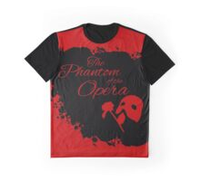 The Phantom Paint Graphic T-Shirt