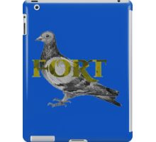 Fort Pigeon iPad Case/Skin