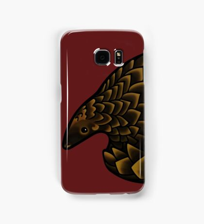 Save the Pangolins Samsung Galaxy Case/Skin