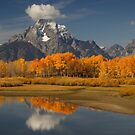 Fall in the Mountains by WorldDesign