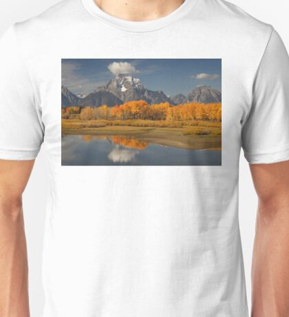 Fall in the Mountains Unisex T-Shirt