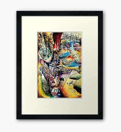 Edition #3 Framed Print