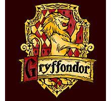 Gryffondor Photographic Print
