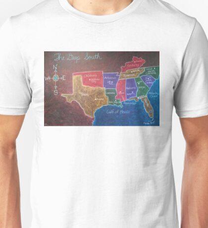 The Deep South Unisex T-Shirt
