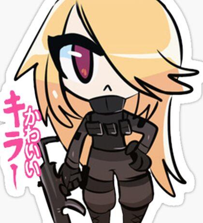 Cs:go Kawaii killer Sticker