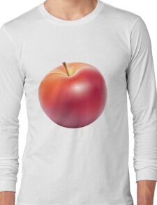 Red Apple II Long Sleeve T-Shirt