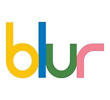 Blur - Logo by BlueWallDesigns
