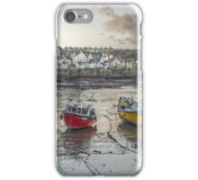 Staithes at Dusk iPhone Case/Skin