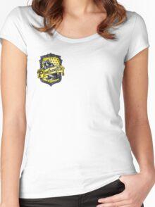 Poufsouffle Women's Fitted Scoop T-Shirt