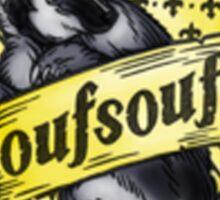 Poufsouffle Sticker
