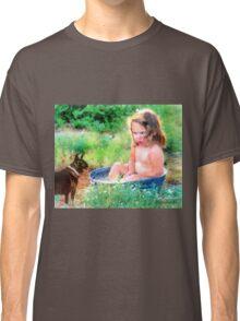 I Don't Think So Classic T-Shirt