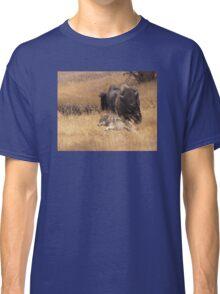 Not Yet!...Still Saying Goodbye Classic T-Shirt