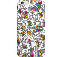 Abstractoons Manhattan iPhone Case/Skin