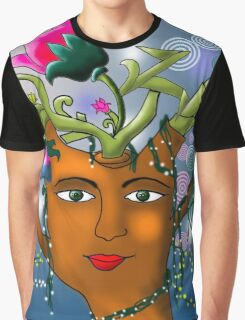 Beauty Of Tree Graphic T-Shirt