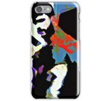 Bearded Poppy Duo #1 iPhone Case/Skin