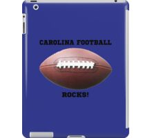 Carolina Football  iPad Case/Skin