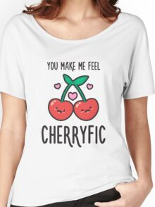 Cherryfic! Women's Relaxed Fit T-Shirt