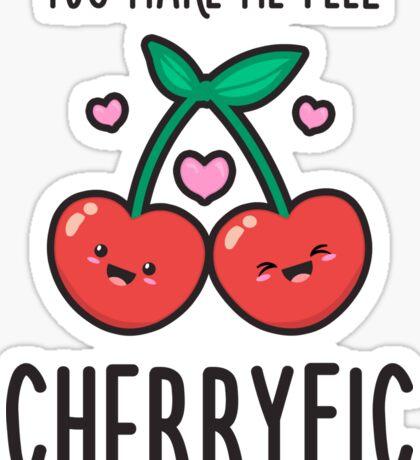 Cherryfic! Sticker