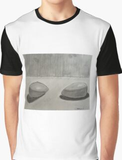 Two Wonky Eggs Graphic T-Shirt