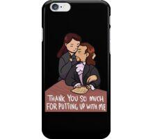 Hamilton - Eliza - Best Of Wives Best of Women - Black Case/Sticker iPhone Case/Skin