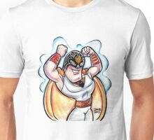 Lucha Space Ghost Unisex T-Shirt
