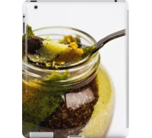 Sweets on a spoon iPad Case/Skin