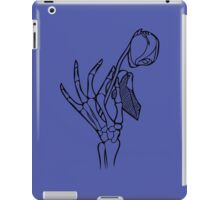The Touch of Death iPad Case/Skin