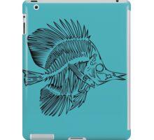 Fish Bones iPad Case/Skin