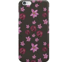 FLOWERFIELD iPhone Case/Skin