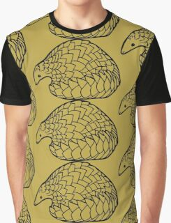 Save the Pangolins Graphic T-Shirt