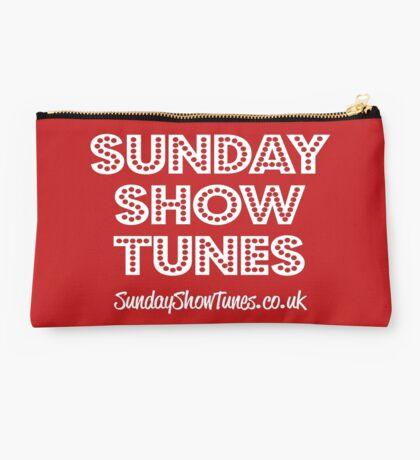 Sunday Show Tunes Studio Pouch