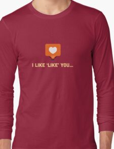 Character Building - 'Like' Like T-Shirt
